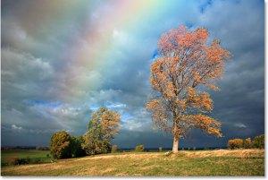 second-rainbow
